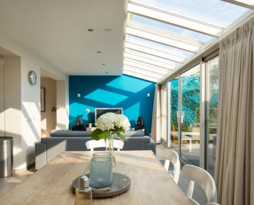 Serre in Eindhoven compleet inclusief bouwkundige werkzaamheden door Alruco gerealiseerd