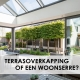 Terrasoverkapping of woonserre